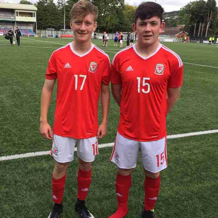 Carey & Owen Compete In Academy Regionals