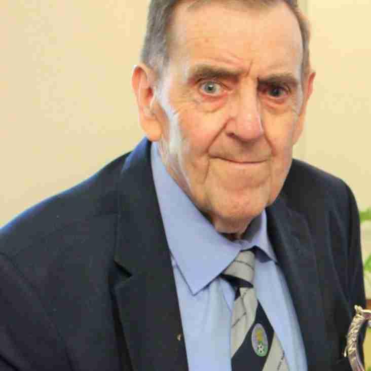 Passing Of Former Llandudno Amateurs Chairman Billy Evans
