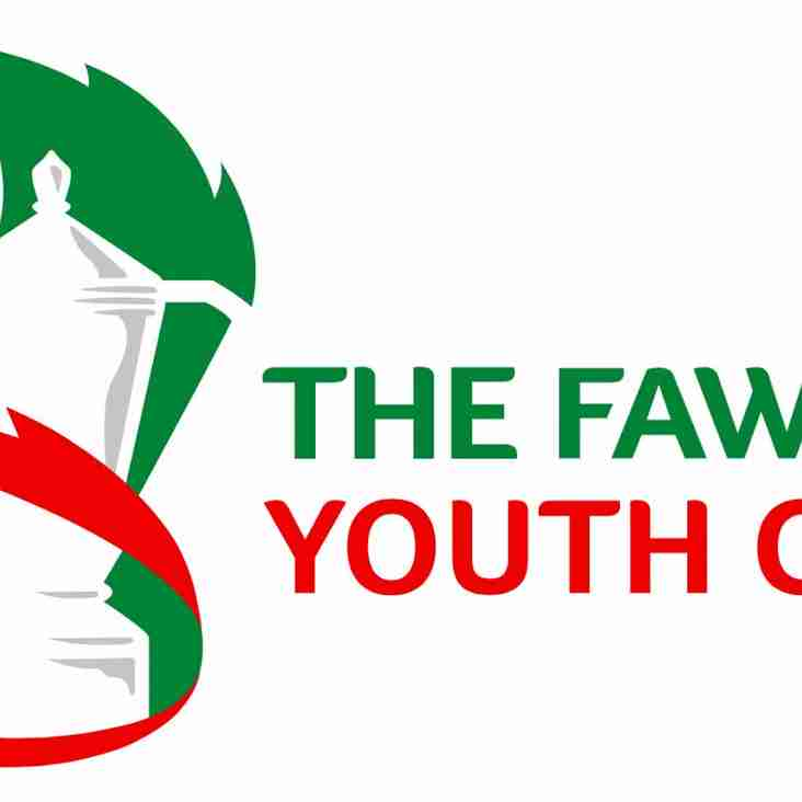 FAW Youth Cup Quarter Final Draw
