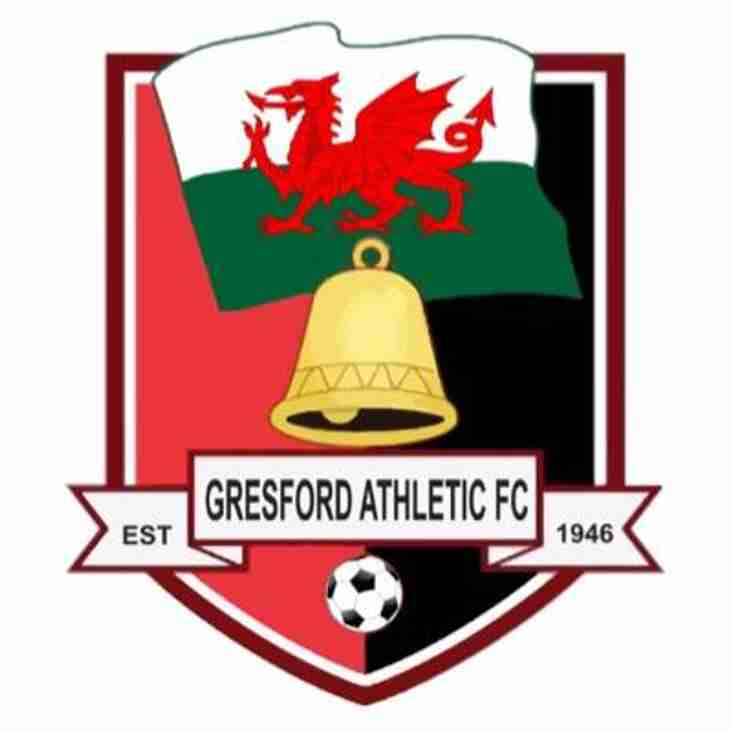 Llandudno vs Gresford Athletic