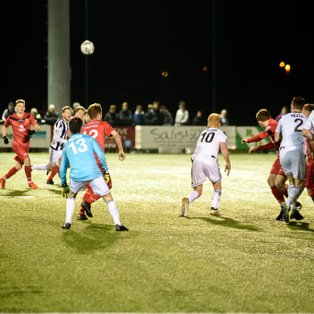 Welsh Cup Quarter Final Defeat For Seasiders