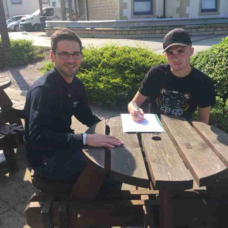 Bangor Starlet Joins As Signings Continue