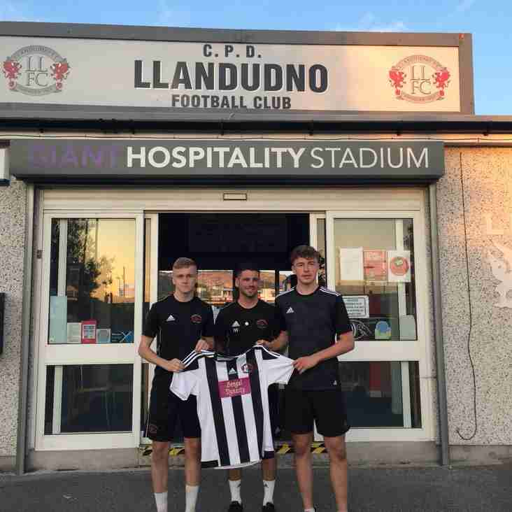 Triple Signing As Manager Further Enhances Squad