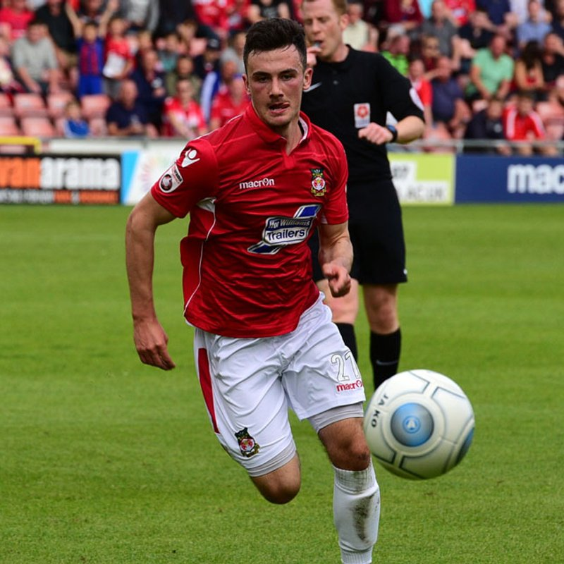 Wrexham's Leo Smith Joins Seasiders On Loan