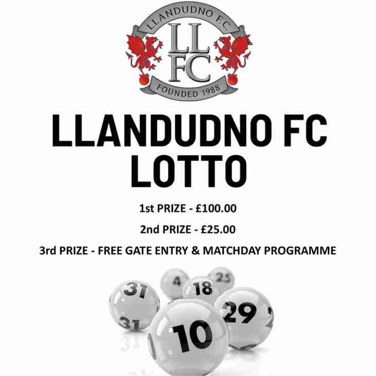 Llandudno FC Lotto
