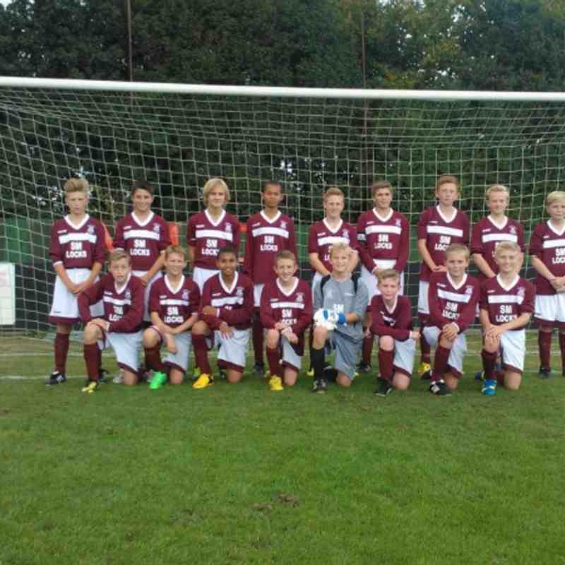 Chelmsford City U13 Alliance