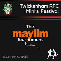 Twickenham Minis Festival Sunday 24th April