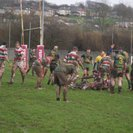 Despite very heavy conditions Stockport backs shine to score 4 tries in bonus point win