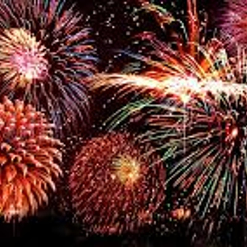 Fireworks Social - Saturday 28th October 2017 630pm