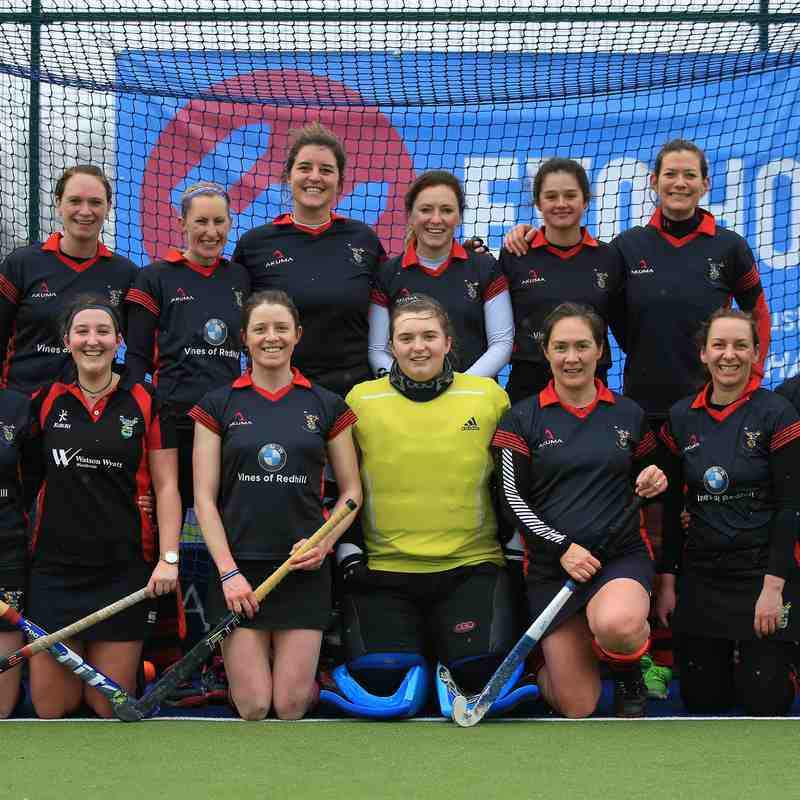 Ladies 1XI Match 17th March 2018