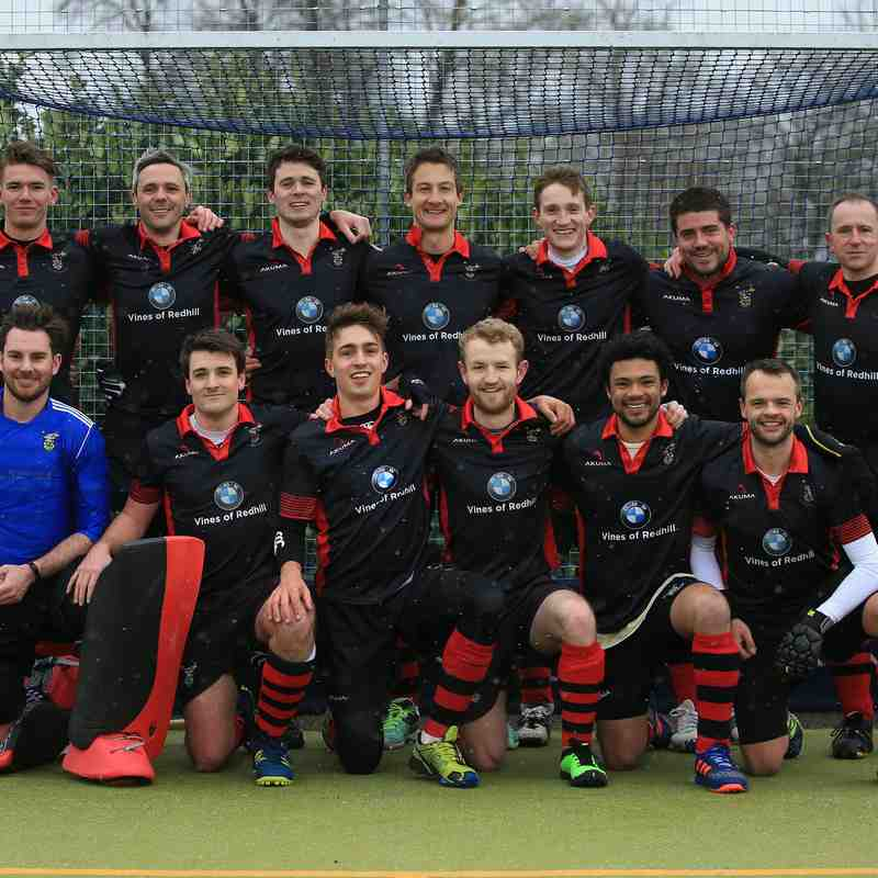 Mens 1XI Match - 17th March 2018