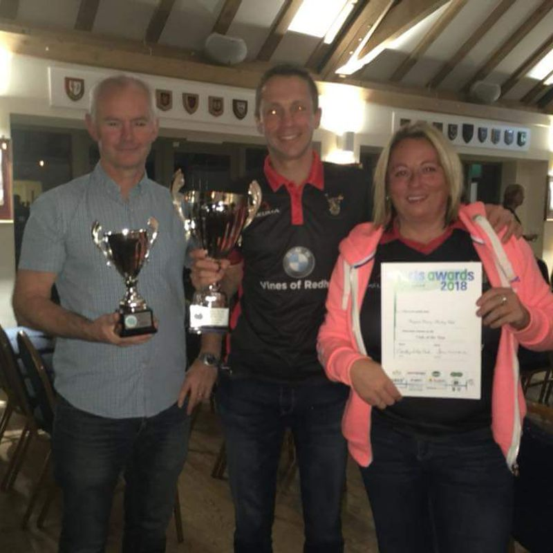 """Club of The Year"" - Reigate Priory Hockey Club"