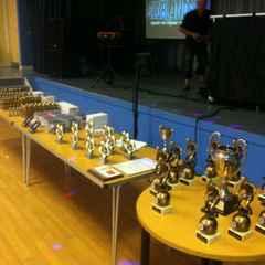 Bradwell Belles Ladies FC Annual Presentation Night