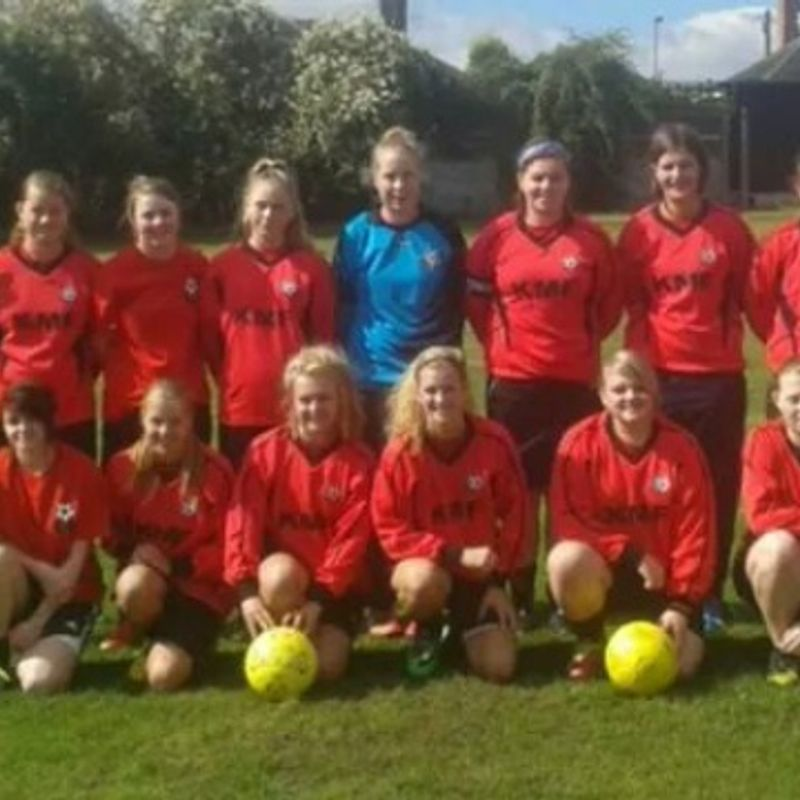 Bradwell Belles LFC v Stafford Town