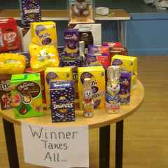 Our Annual Easter Prize Bingo Night