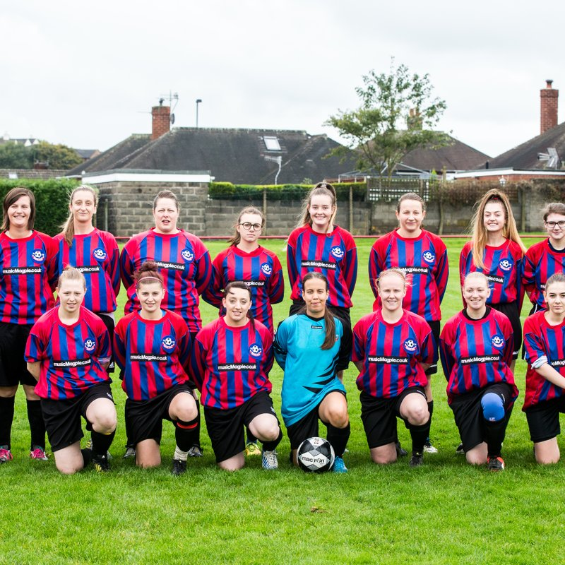 Bradwell Belles LFC lose to Port Vale 2 - 1