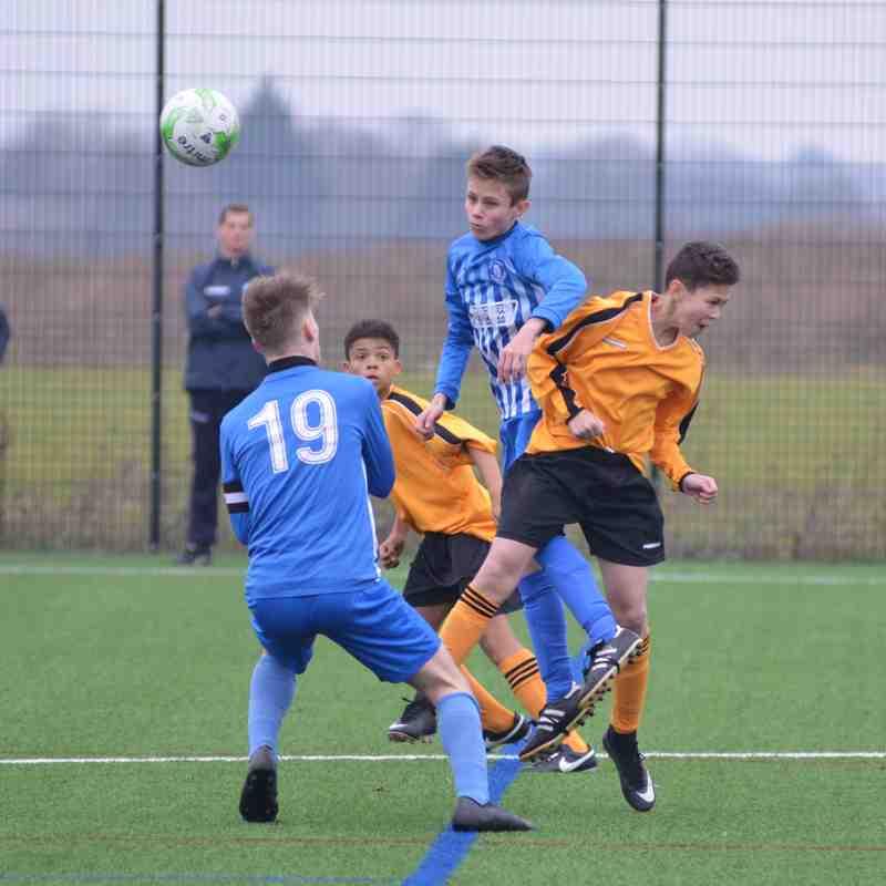 Wingate & Finchley - U15 Cup - Jan 18