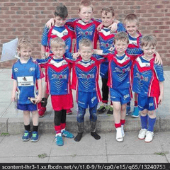 Shevington u7 team photo