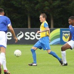 Abingdon United 1-3 Highmoor Ibis - 29-08-15