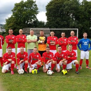 Gilwern 10 - 0 Usk Town B