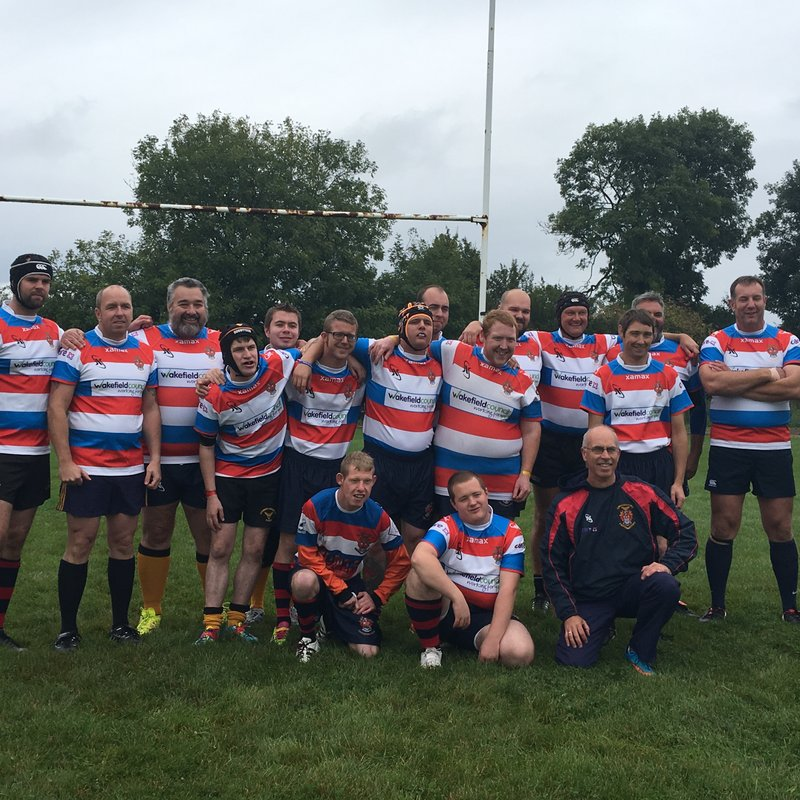 Mixed Ability Rugby is truly sport for all