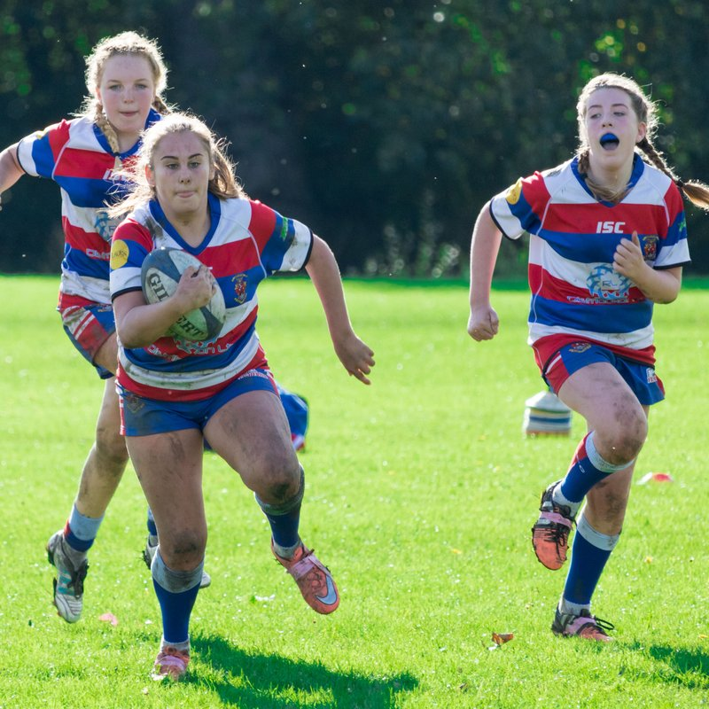 Rugby full of endeavour