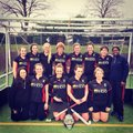 Ladies 3rd XI beat Epsom 4 0 - 5