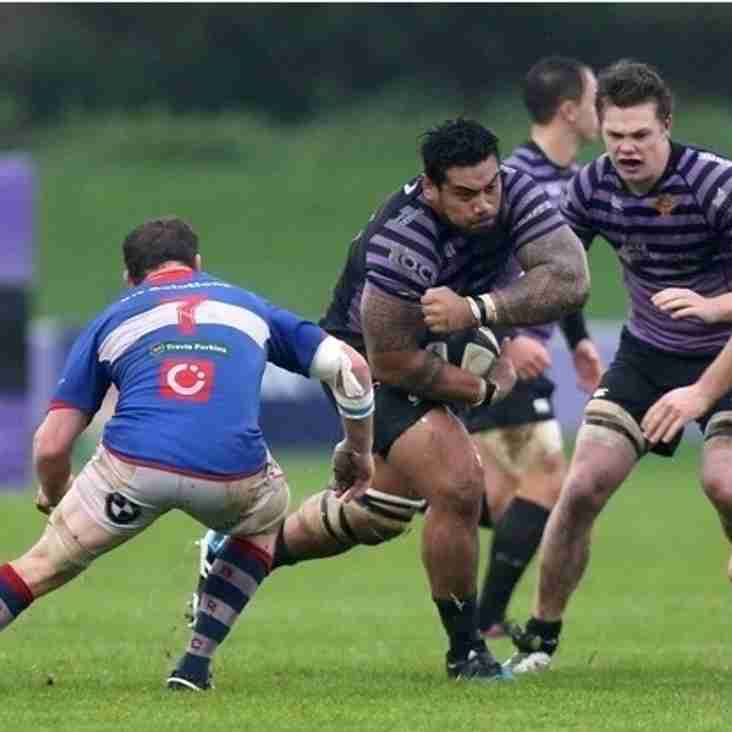 Clifton Rugby vs Canterbury  - Saturday KO 2.30pm