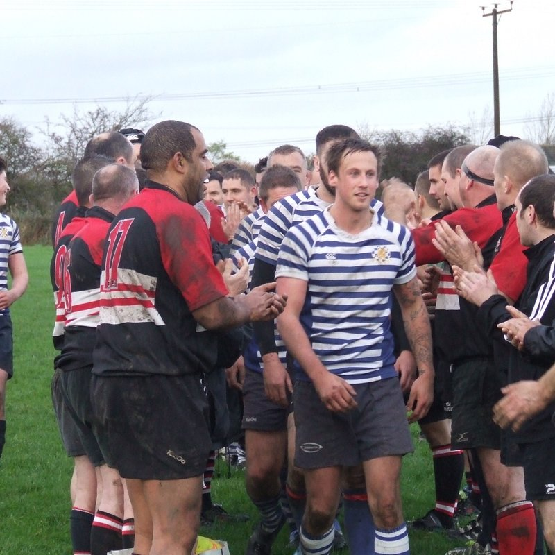 2nd XV beat Keighley Academy 24 - 15