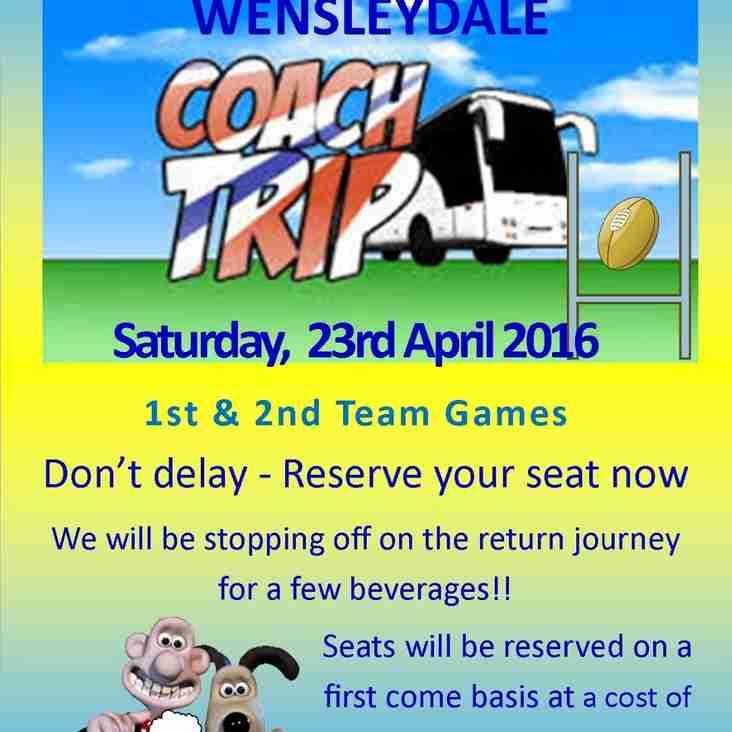 End of Season Road Trip - Wensleydale