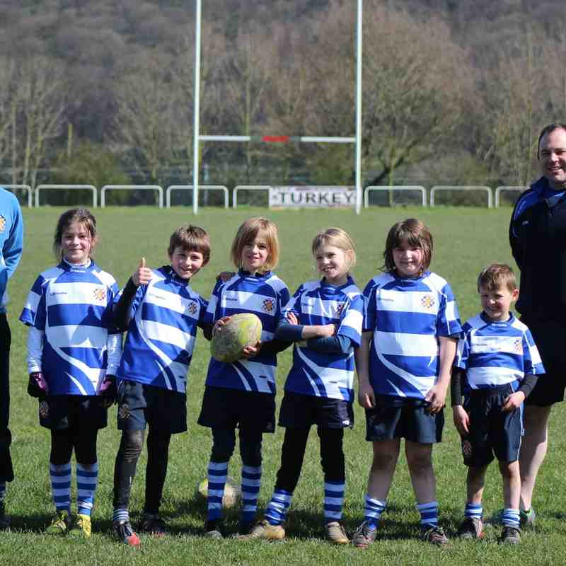 Vandals Juniors - Sunday, 10th April 2016
