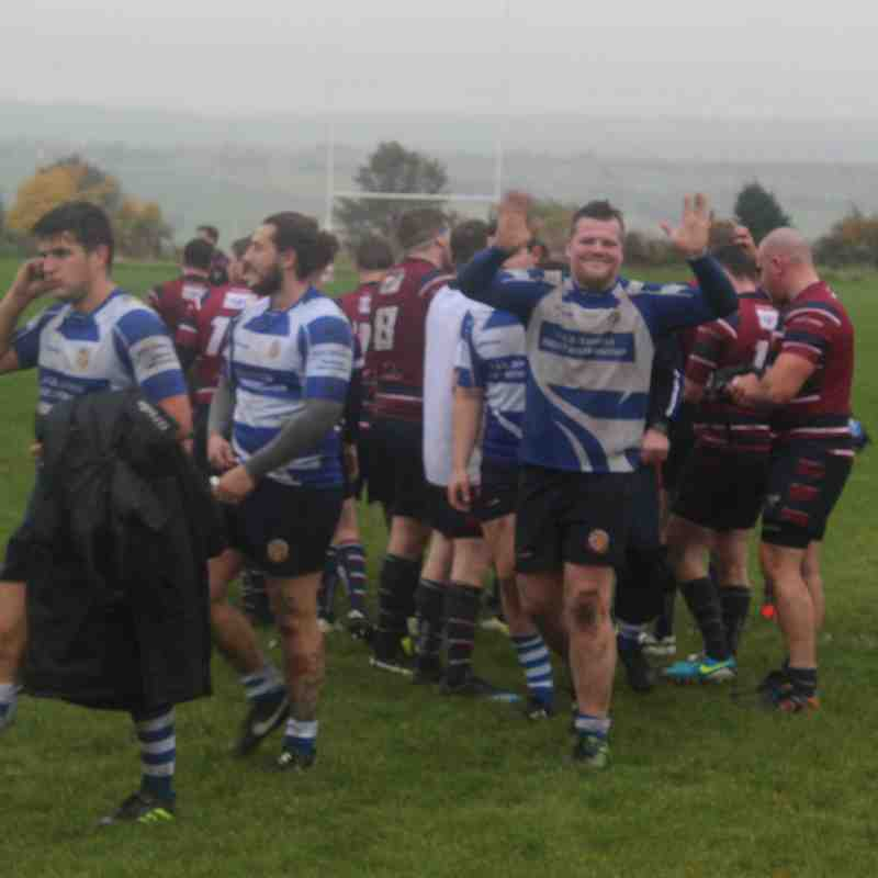 Vandals 1st vs. Aireborough (H) Saturday, 29th October 2016