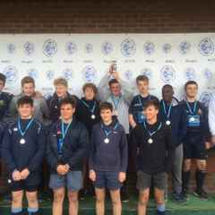 GRFC U15s Winners At Newbury 10s