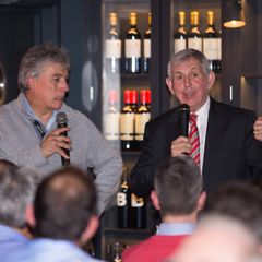 GRFC City Lunch No.7 with Sir Ian McGeechan OBE & John Inverdale - Lunch