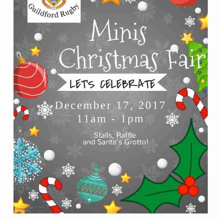 Minis Christmas Fair