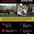 Rugby Camp at GRFC