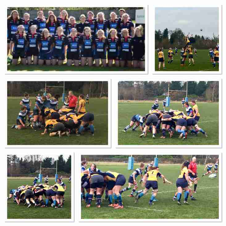Match Report - Newbury Ladies 14,  Guildford Gazelles 20
