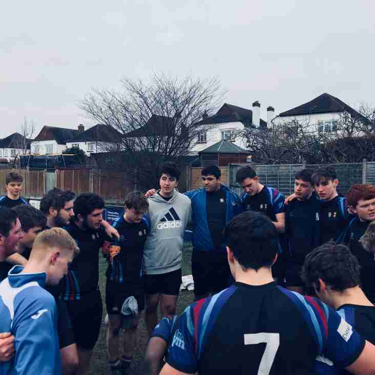 Match Report - Sutton & Epsom Colts 19, Guildford Colts 33