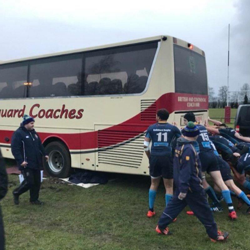 Fun Bus To Towcester