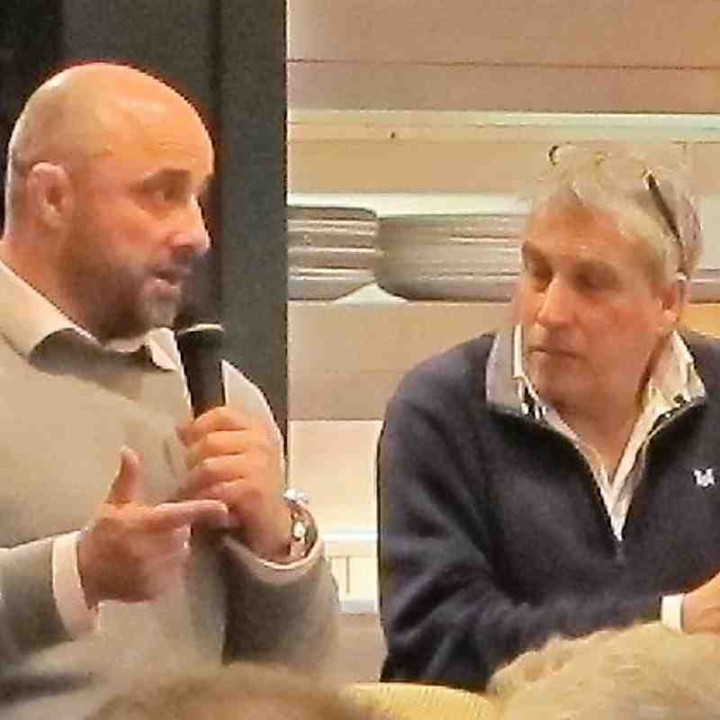 GRFC City Lunch No.9 with David Flatman & John Inverdale_Pt.3 Q&A