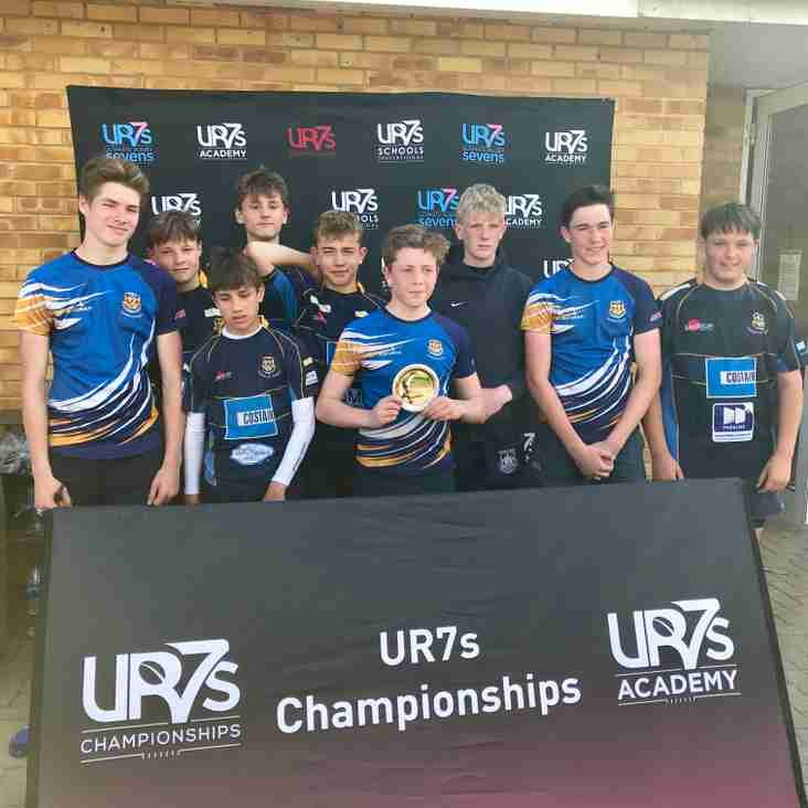 More Silverware for our U14s - Congratulations Boys!