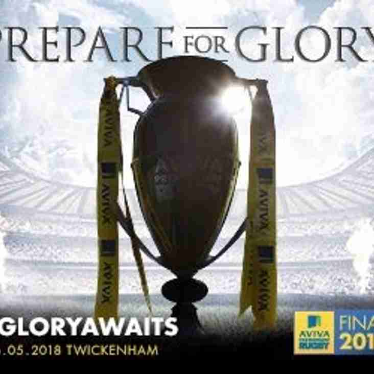 Aviva Premiership Final - No Ticket Required