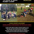 U10s Transition To Ruck & Maul Rugby Camp with Lions Sports Academy