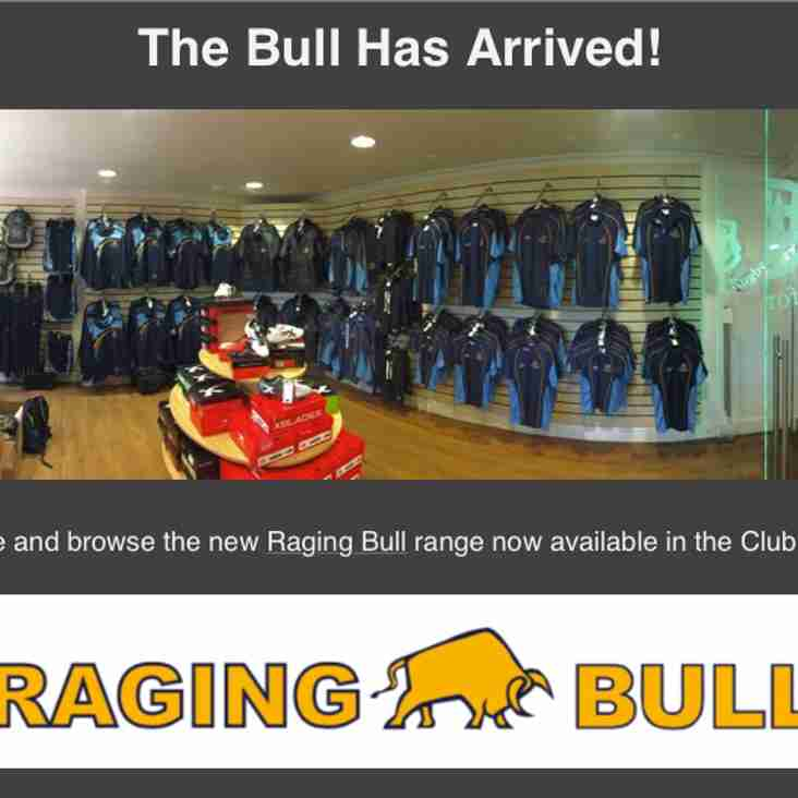 The Bull Has Arrived!