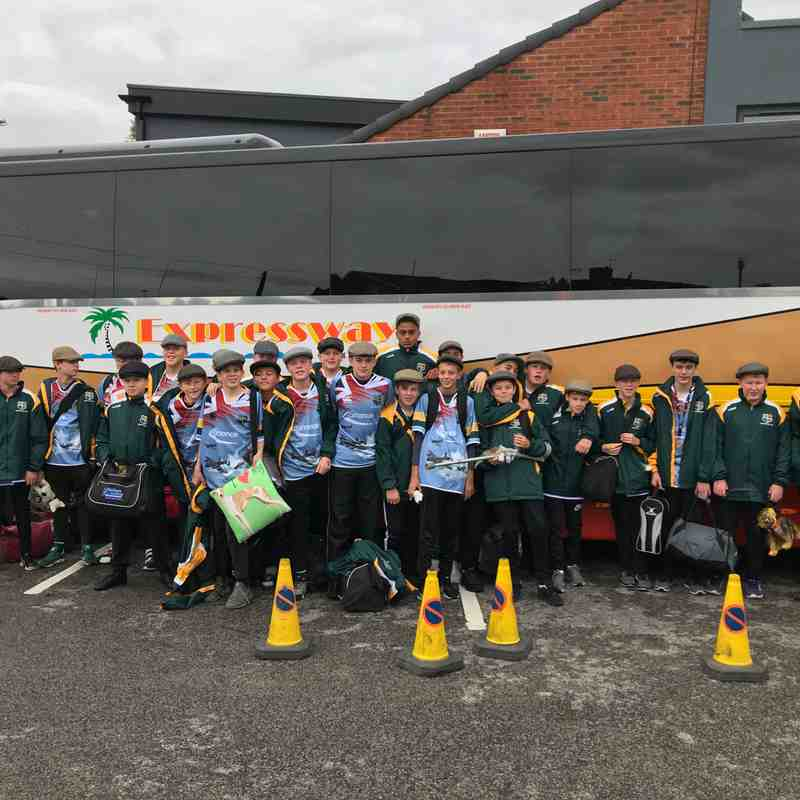 U14's Doncaster Tour - September 2018