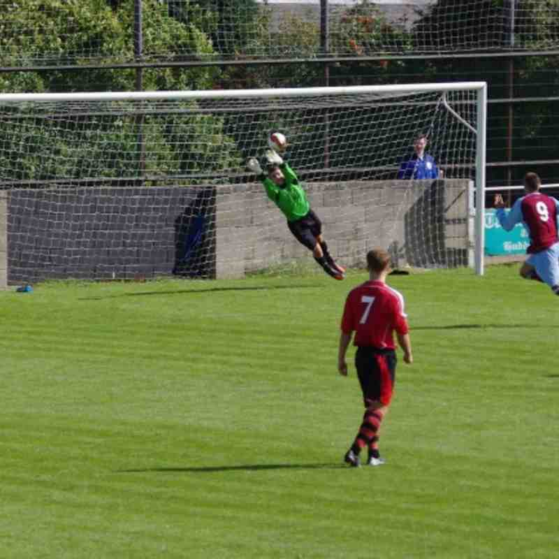 AFC Emley vs WRPFC FA Cup