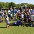 Bristol Cricket Club vs. Training