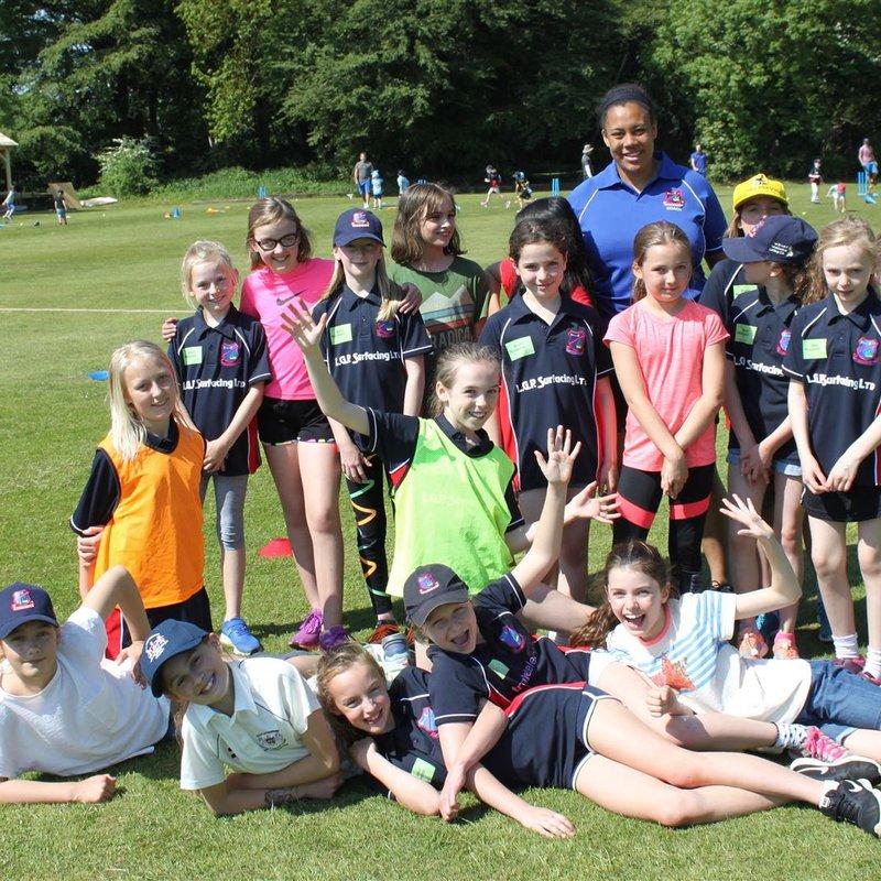Westbury on Severn 3 match Festival vs. Bristol Cricket Club