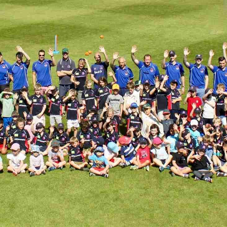 Bristol Cricket Club 2018 Minis !