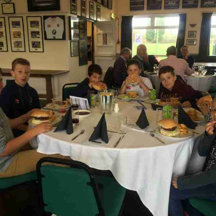 Henley Pre-Match Lunch
